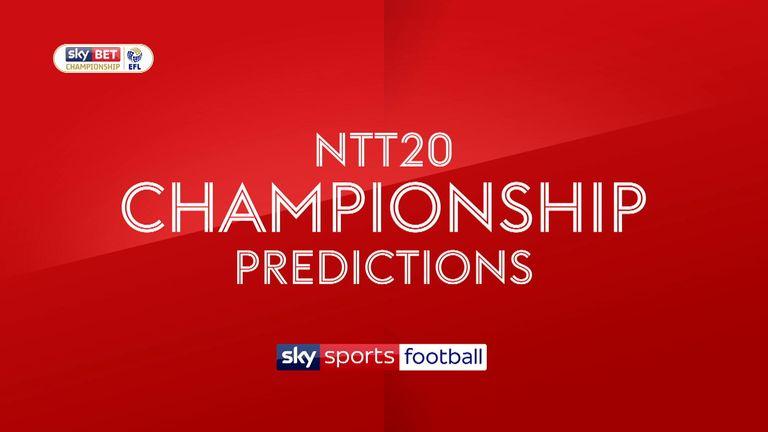NTT20 Championship Predictions