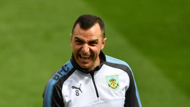 Dean Marney joins Fleetwood after eight years with Burnley