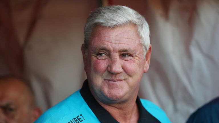 Steve Bruce appointed as Sheffield Wednesday's new manager from February 1st