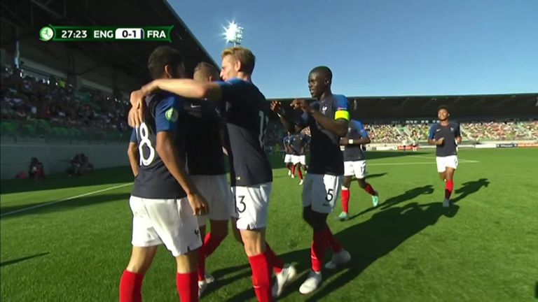 France will be hoping to emulate the success of the senior squad at the U19 Euros