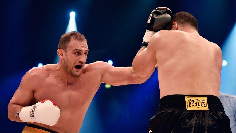 Pianeta fought for Kiltschko's world titles in 2013
