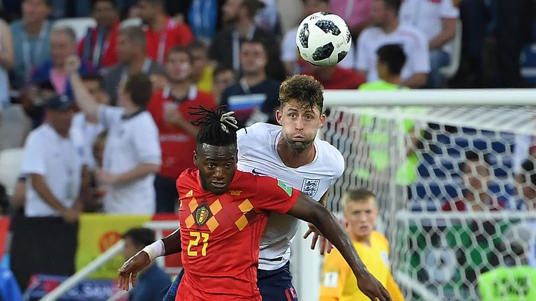 Gary Cahill has discussed his England future with Gareth Southgate