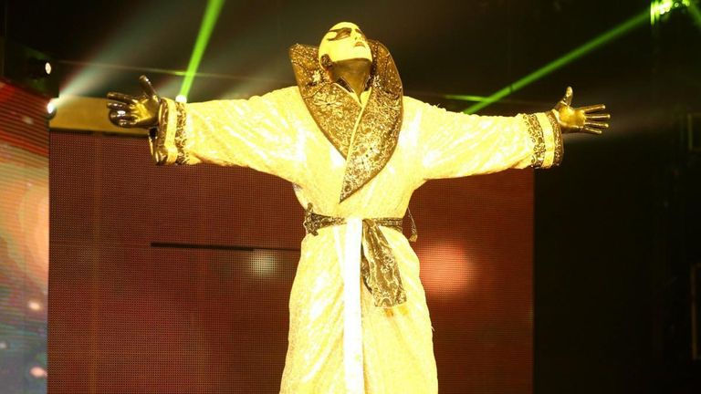Dustin Rhodes, who competed as Goldust, confirms WWE exit in