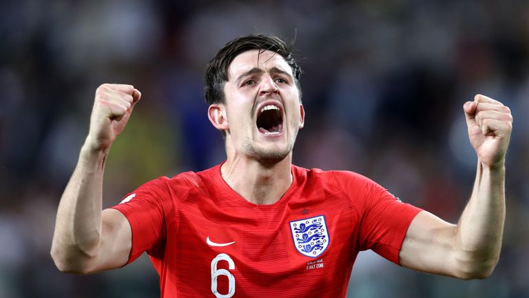 Liverpool should sign Leicester defender Harry Maguire, says Phil Thompson
