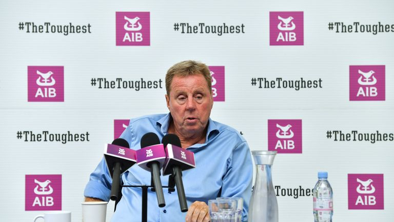 Harry Redknapp was speaking in Dublin ahead of the World Cup semi-final