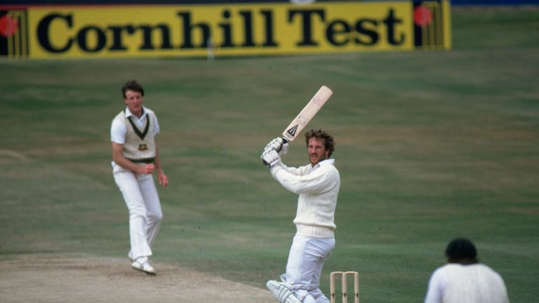 Ian Botham is considered England's greatest all rounder