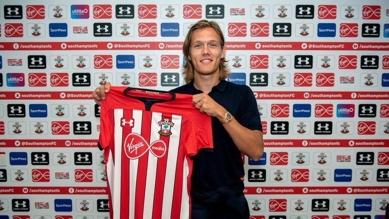 Jannik Vestergaard has joined Southampton