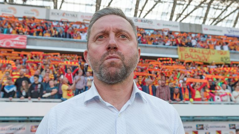 Former Poland midfielder Jerzy Brzeczek, has been appointed as the country's new head coach.