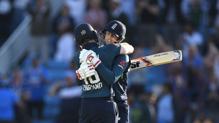 Eoin Morgan's England are aiming for World Cup glory