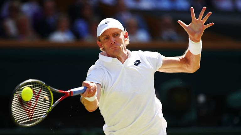 Kevin Anderson was bidding to become the 15th men's singles Grand Slam champion in history