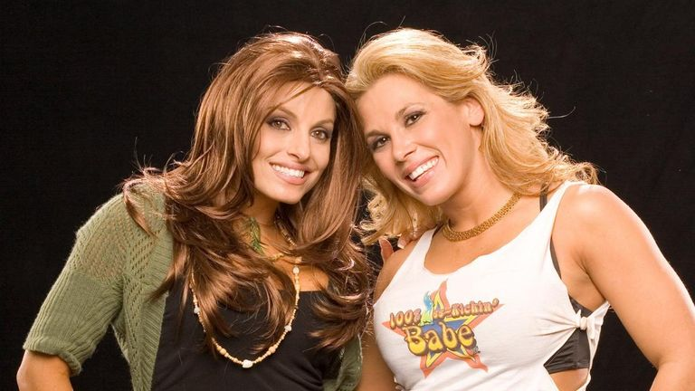 The feud between Mickie James and Trish Stratus is one of the best in WWE history