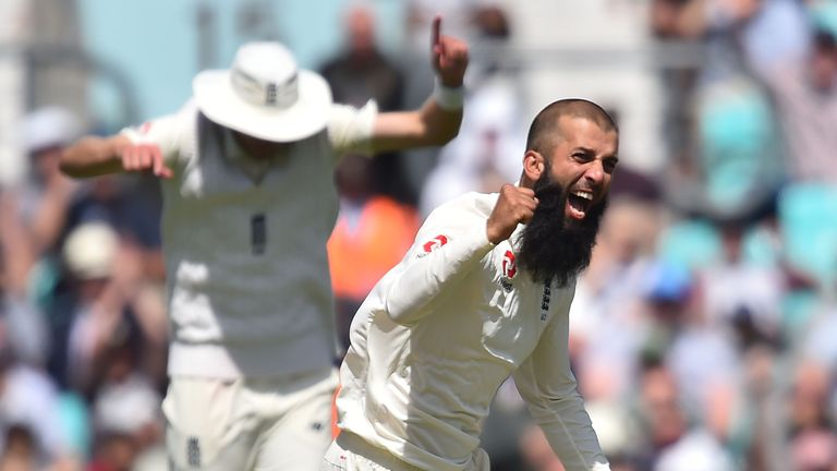 Moeen Ali is a proven performer in English conditions