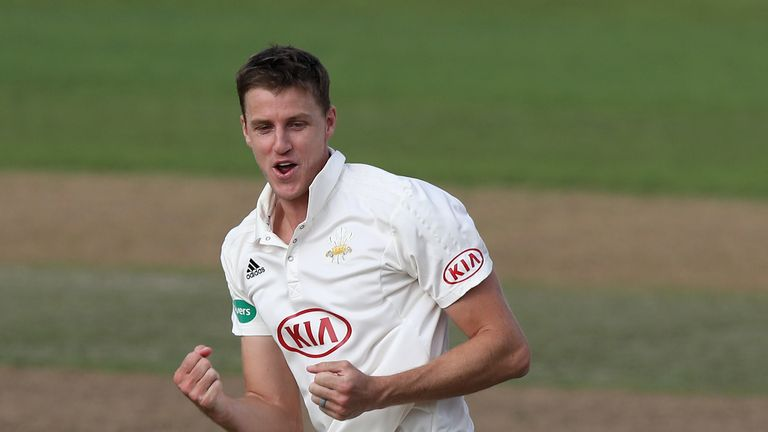 Morne Morkel has taken 50 wickets for Surrey in the County Championship this season in only eight matches