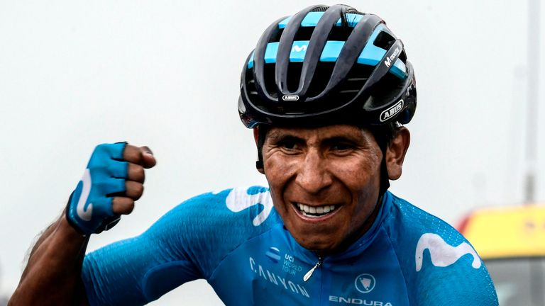 980be6f2b Nairo Quintana has finished as Tour de France runner-up twice