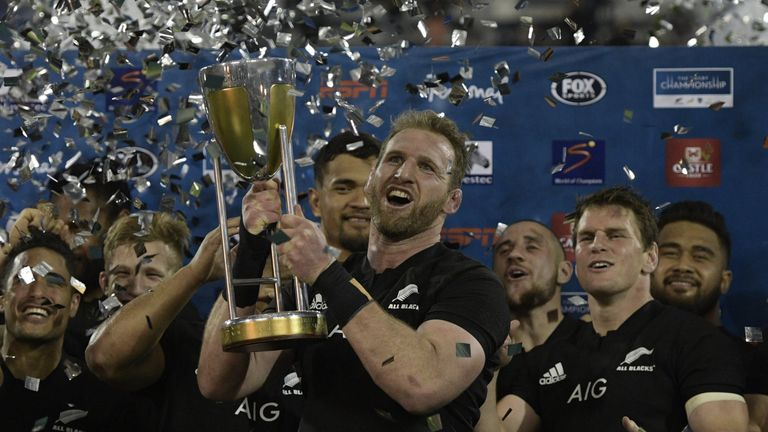 Last year, New Zealand won a fifth Rugby Championship in six years