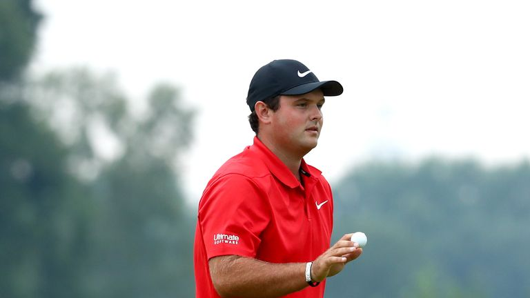 Patrick Reed is just one off the pace after 54 holes