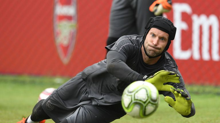 Petr Cech says Ozil's team-mates will do all they can to support him