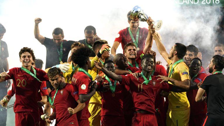 Portugal lift the U19 European Championships