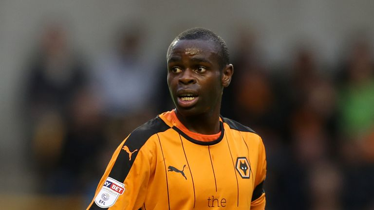 Wolves midfielder Prince Oniangue has joined French side Caen