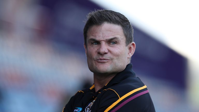 31/05/2018 - Rugby League - Ladbrokes Challenge Cup Quarter Final - Huddersfield Giants v Catalans Dragons - John Smith's Stadium, Huddersfield, England