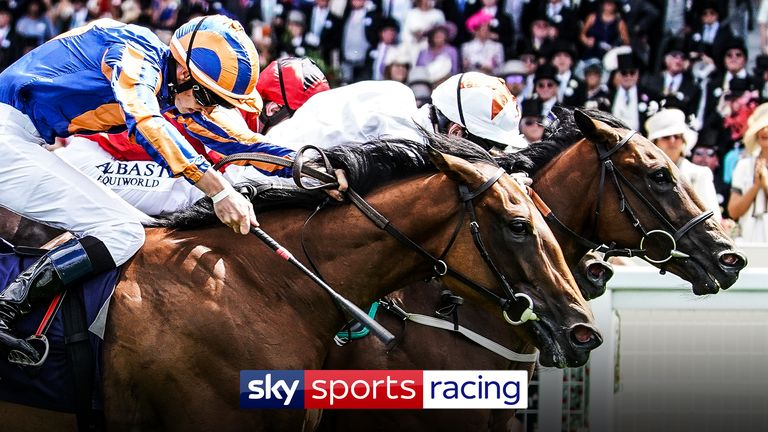 Royal Ascot to be broadcast on Sky Sports Racing from 2019 - Announcement