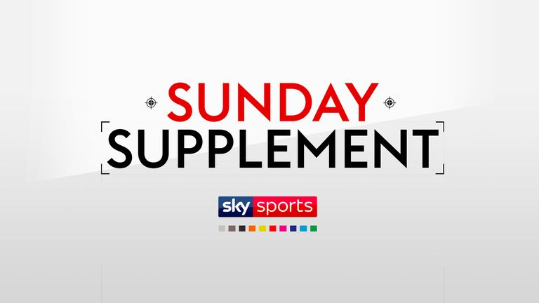 Sunday Supplement podcast - September 30