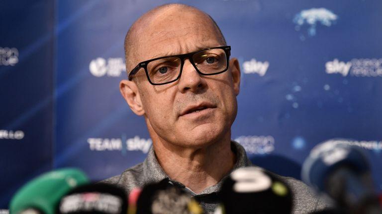 Dave Brailsford Blasts Tour De France Treatment Of Team Sky