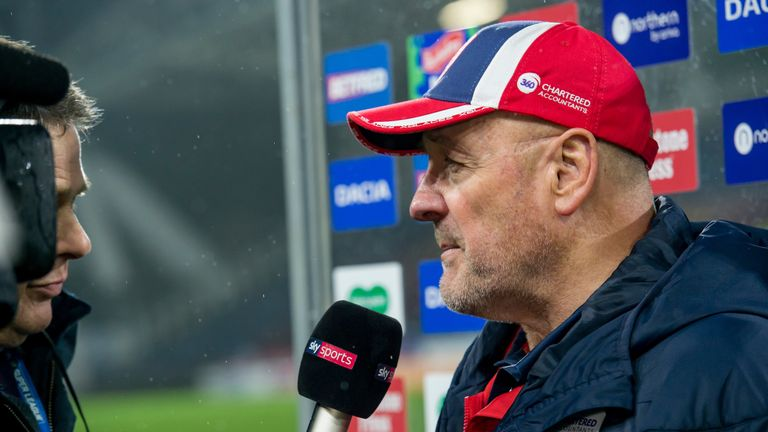 Not every Super League coach is as involved in recruitment as Hull KR's Tim Sheens