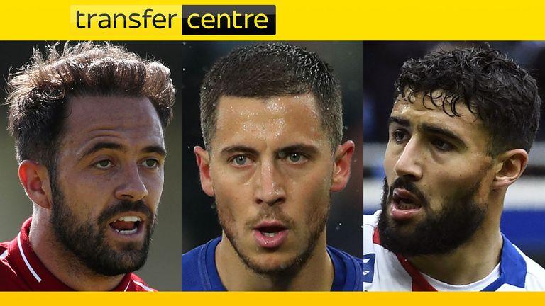 Transfer Centre - Ings, Hazard, Fekir