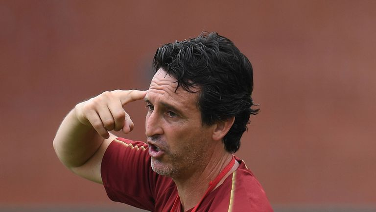 Emery spent most of his playing career in the Spanish second division