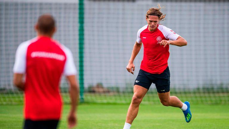 Jannik Vestergaard has passed his medical at Southampton