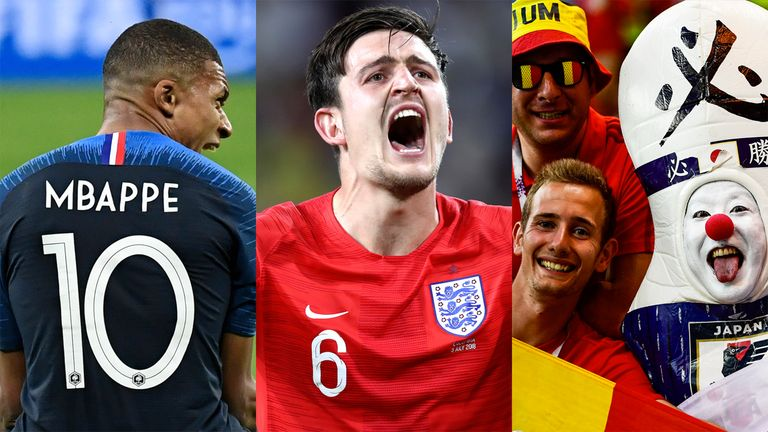 e45e8cc6ab6 England daring to dream, the goals, the drama, the fans and VAR - we argue  why this was the greatest World Cup in history.