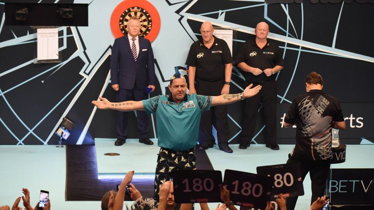 Peter Wright will be defending his title in Germany