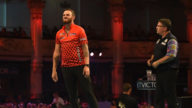 Cullen faces Ian White in round one for the second consecutive major tournament