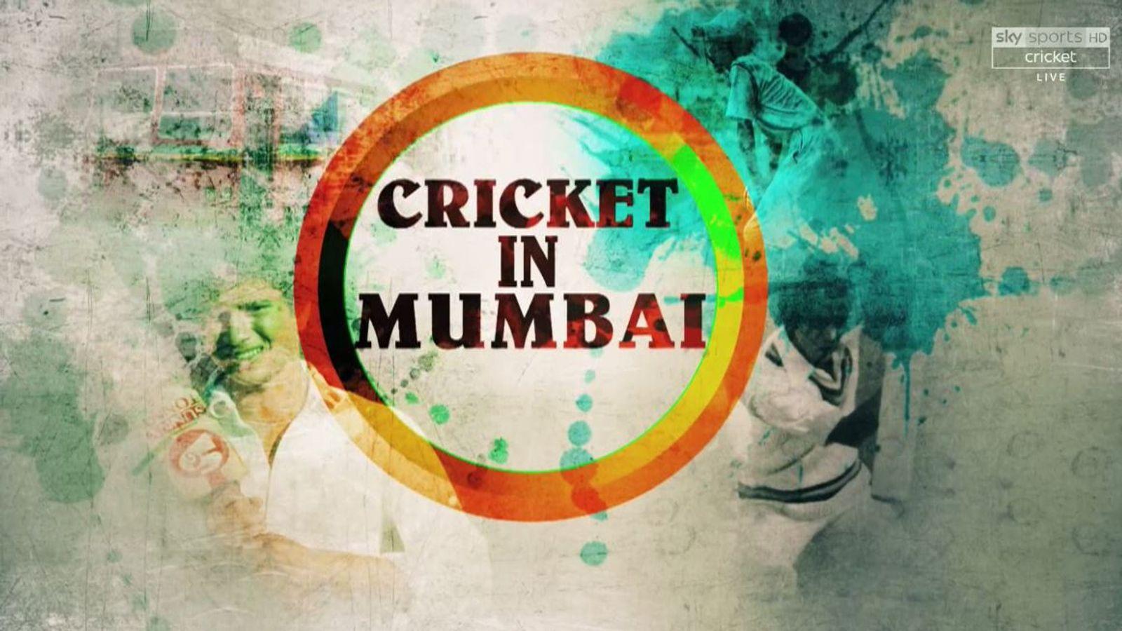 Cricket en Mumbai: Nasser Hussain va en busca del alma de cricket de la India   Noticias de Cricket 1