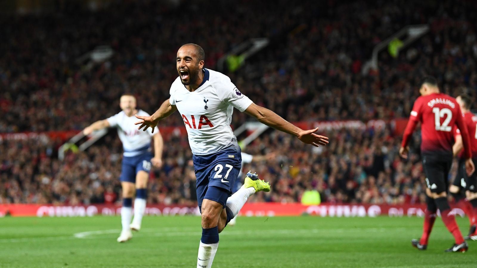 MNF: Lucas Moura Could Take Tottenham To Another Level