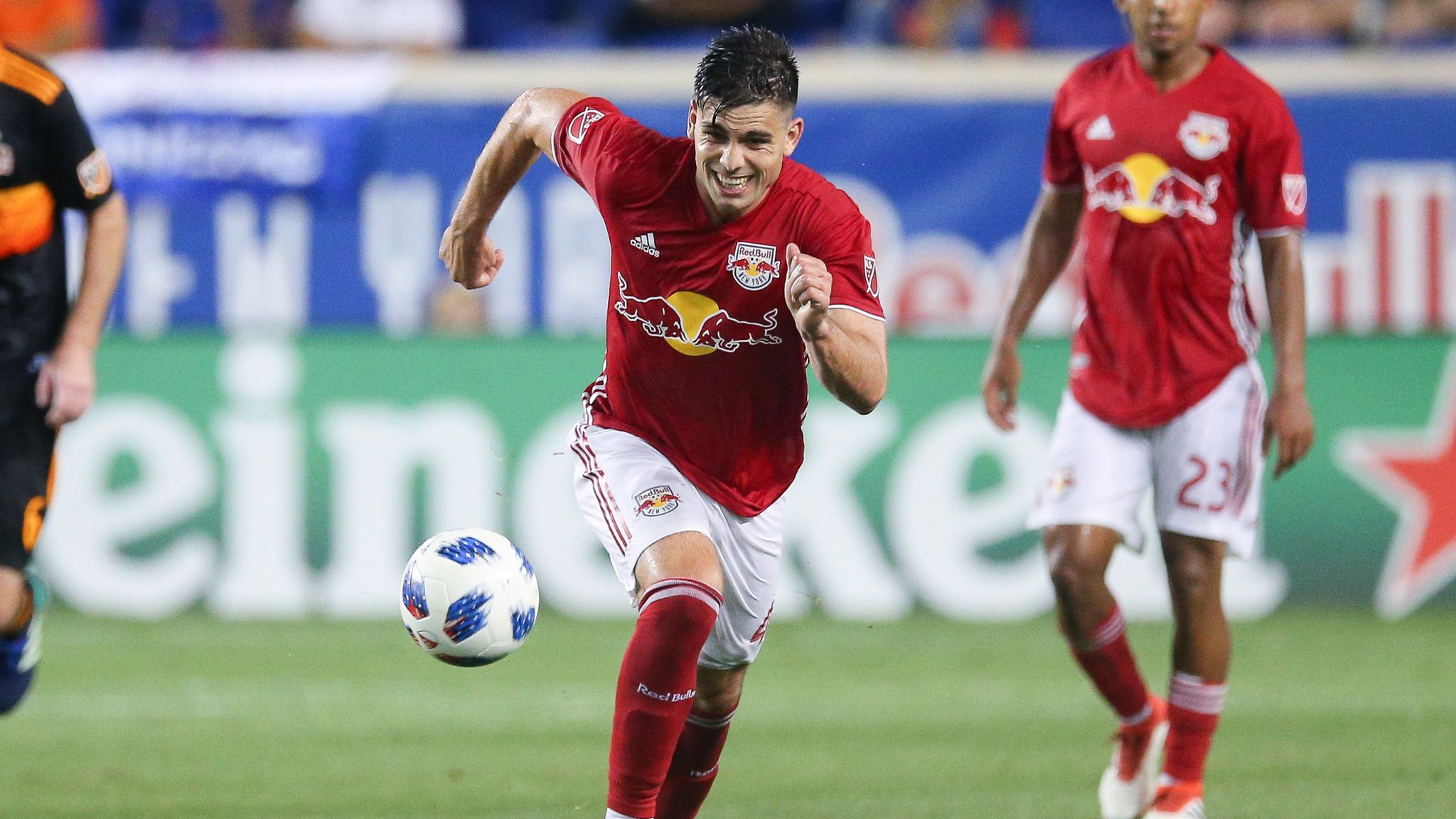 Mls Round Up New York Red Bulls Brian White Scores In First