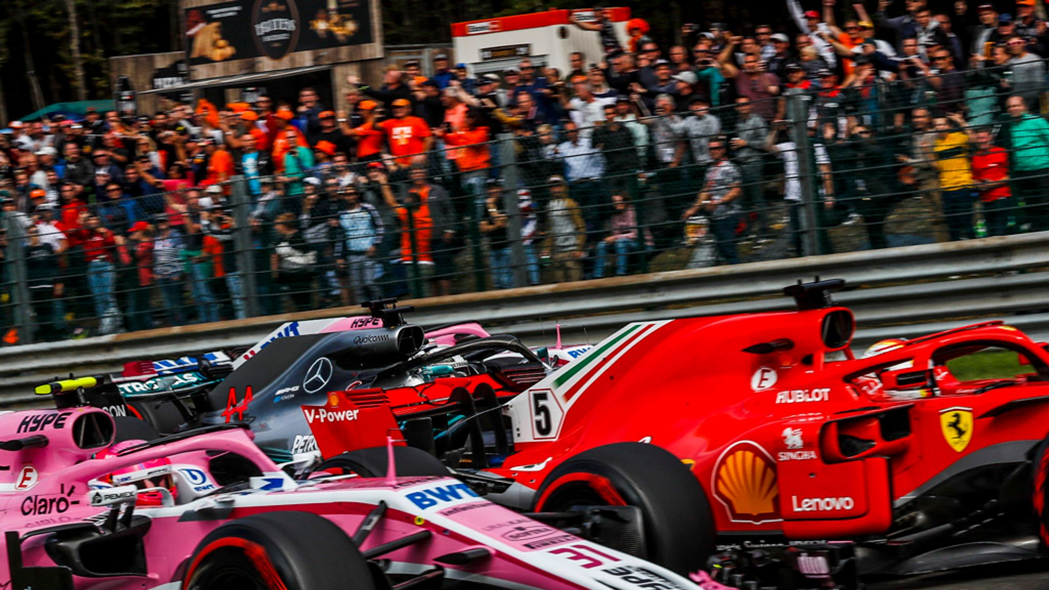 F1 2020 Calendario.Vietnam Gp To Be Hosted In Hanoi From 2020 F1 Season F1 News