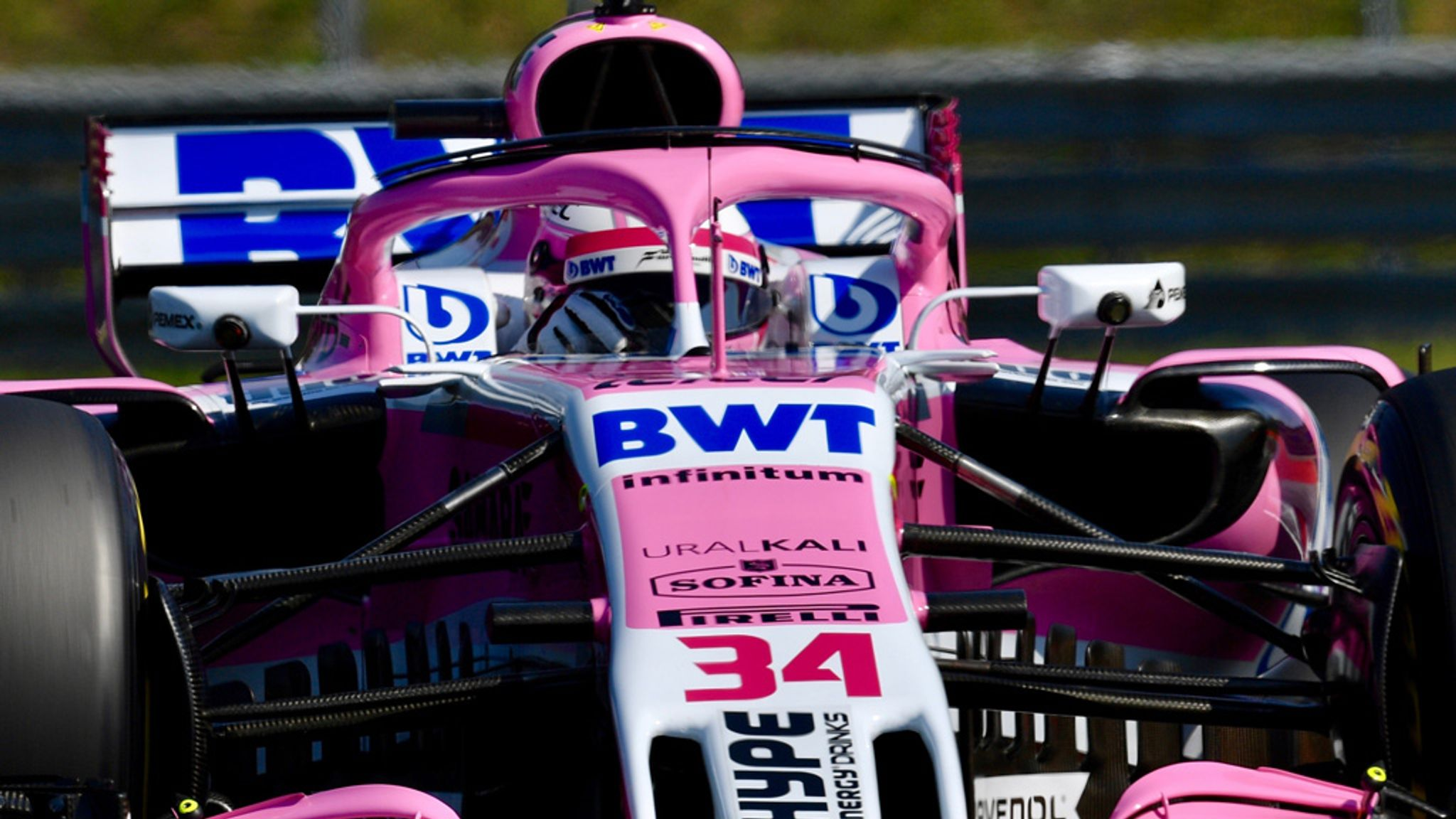 Force India Reborn As Racing Point F1 News