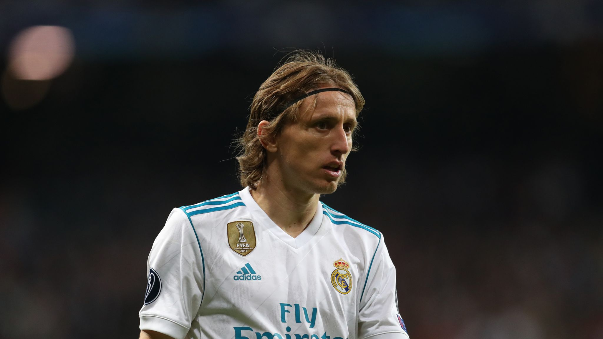newest 02fb4 ae575 Real Madrid's Luka Modric wants Inter Milan move | Football ...