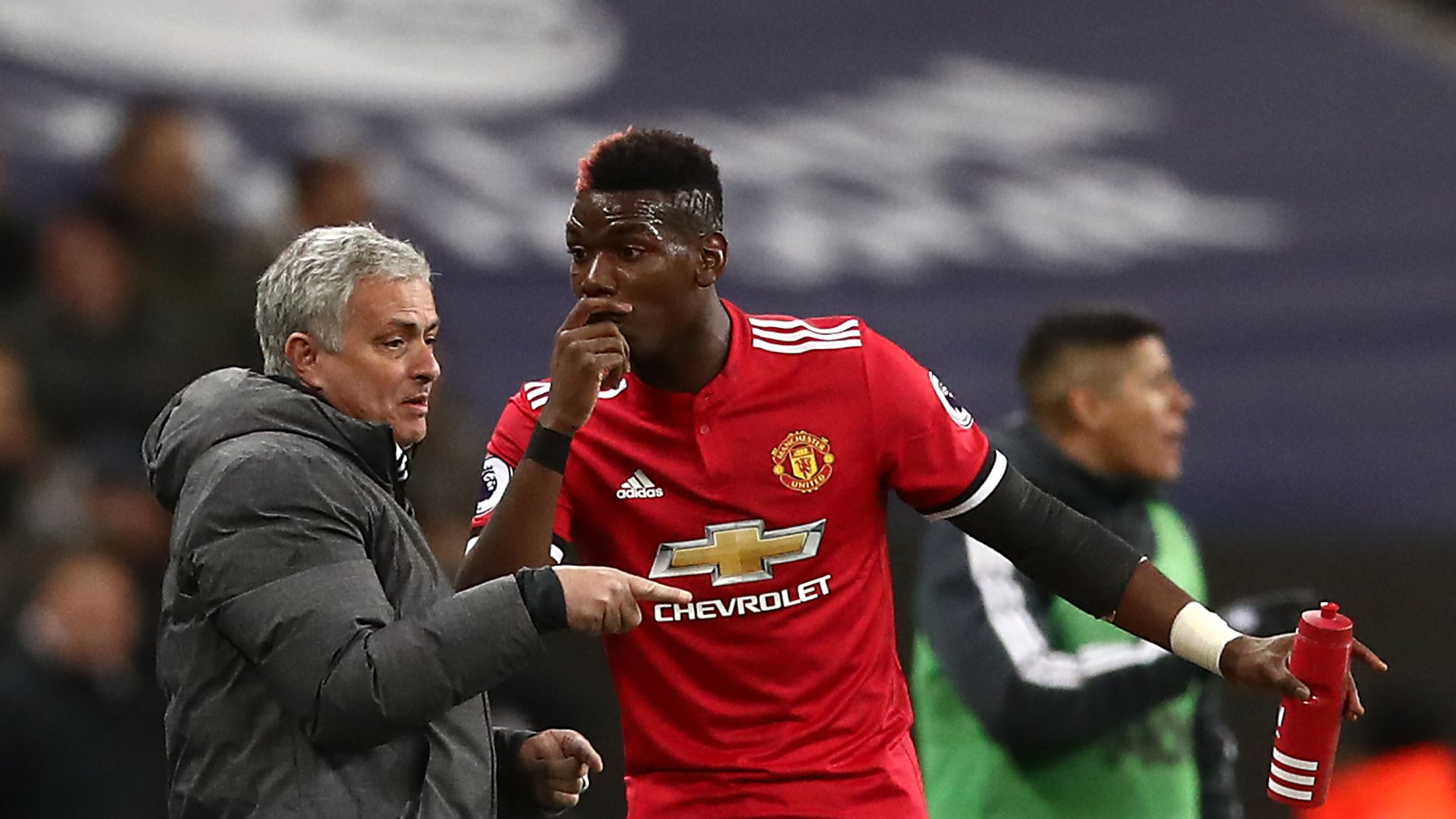Paul Pogba V Jose Mourinho Their Relationship At Manchester United In Quotes Football News Sky Sports