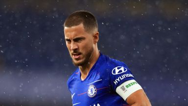 fifa live scores -                               Hazard not in squad to face PAOK