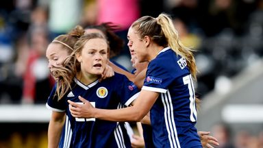 Scotland qualified for their first World Cup in September