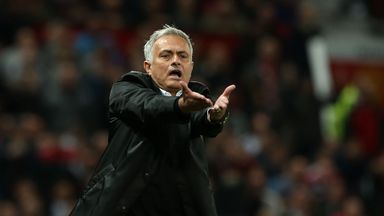 fifa live scores -                               Jose expects 'very difficult' season