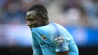 fifa live scores - Manchester City defender Benjamin Mendy undergoes knee surgery