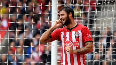 Charlie Austin has been banished to train with U23 squad