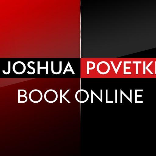 Book Joshua v Povetkin now