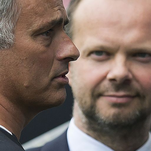 Who is behind Man Utd transfers?