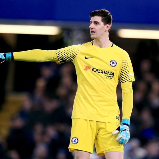 Chelsea and Real agree Courtois deal