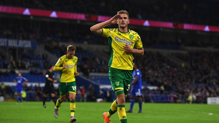 Ipswich v Norwich will be shown live on Sky Sports red button